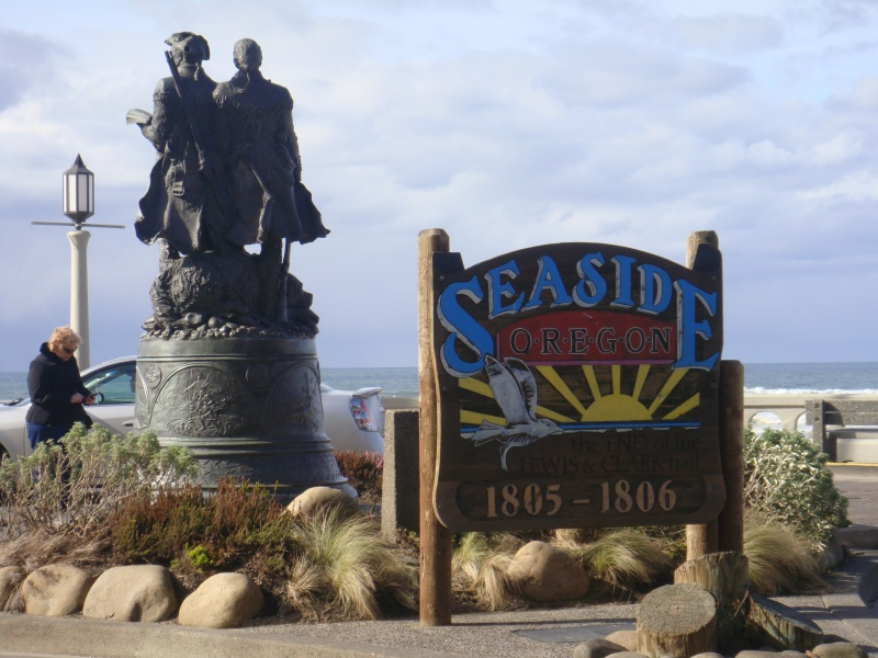 Welcome to Seaside!