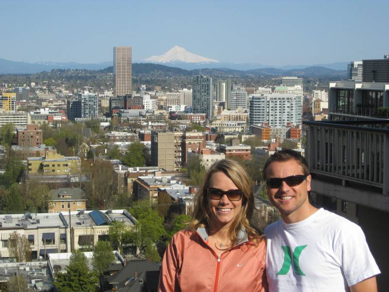 Beautiful Portland day!