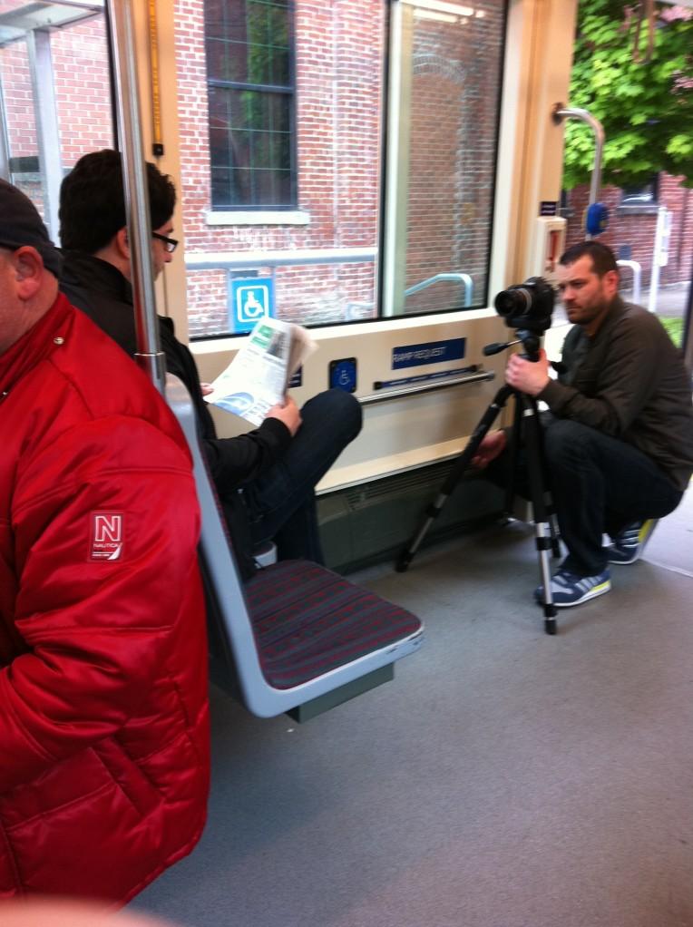 Random streetcar activities