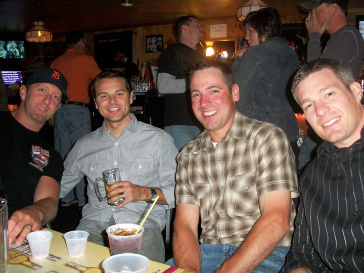Jeff and the guys at Willew Lounge