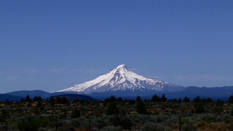 Good ol' Mt. Hood - still Jeff's favorite mountain