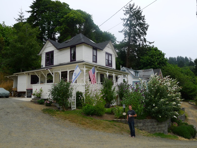 "The house from ""The Goonies"" - looks a little different now"