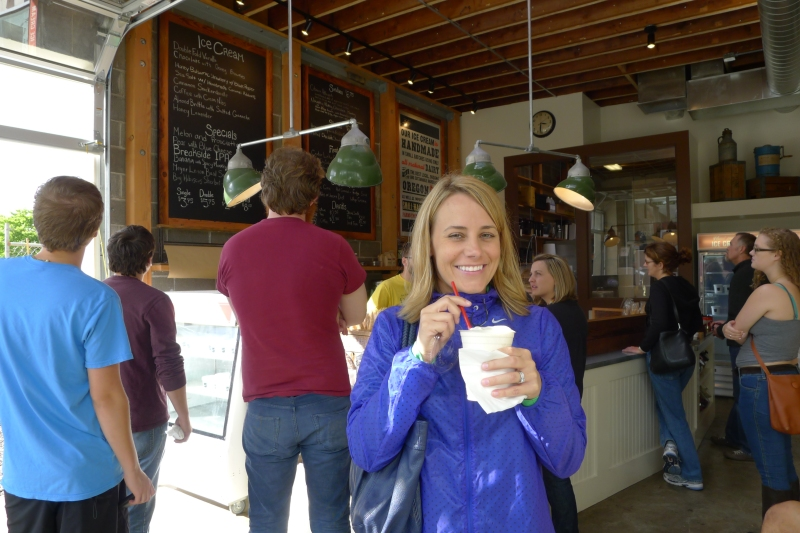 My trip No. 2 to Salt & Straw