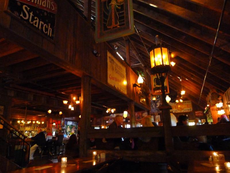 The ultra-cozy Rock Creek Tavern