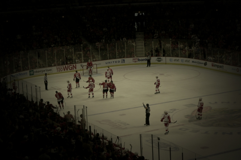Unfortunately, Red Wings lost :(