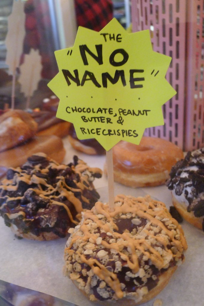 "My delicious ""no name"" donut"