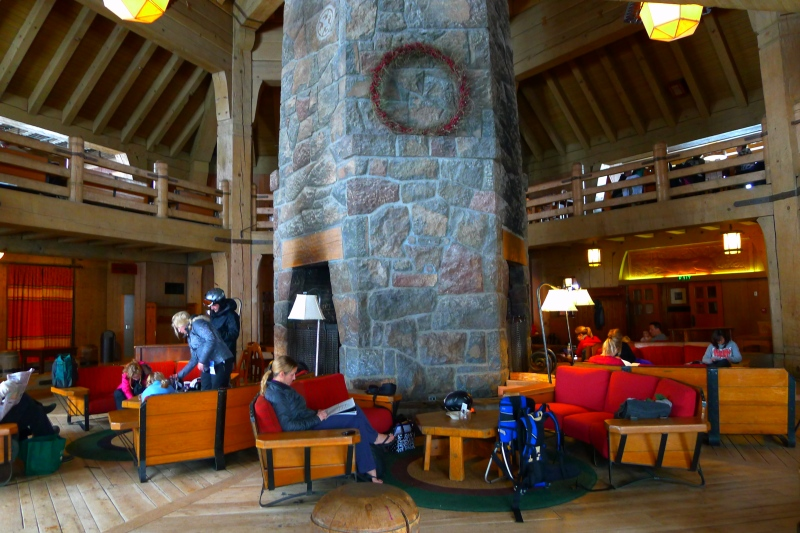 Love this place - Timberline Lodge on Mt. Hood