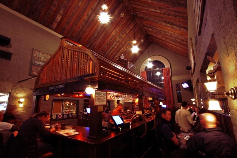 John Barleycorns bar area