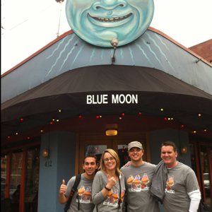 Blue Moon McMenamins bar in Northwest