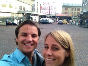 Yay for Pike Place Market!