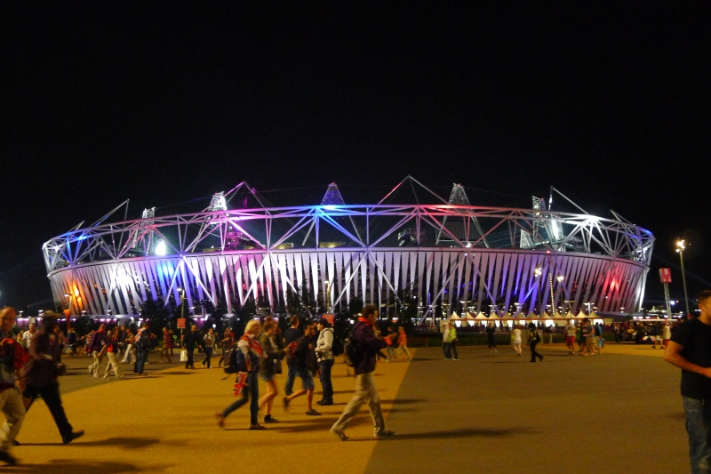 Goodnight, Olympic Stadium!