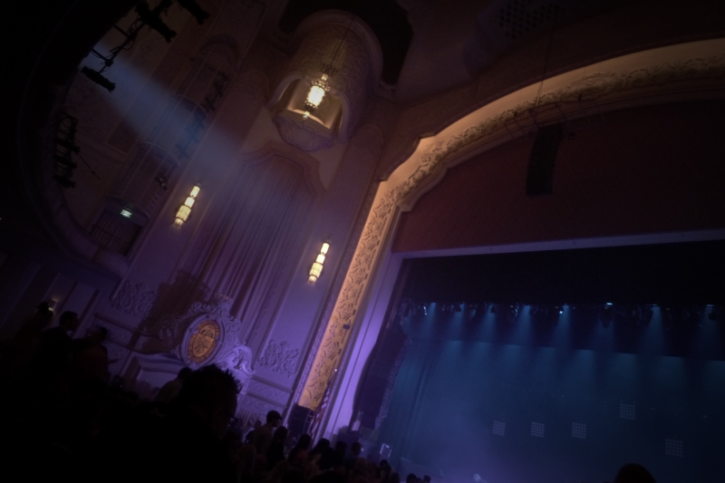 The beautiful architecture of Arlene Schnitzer Concert Hall