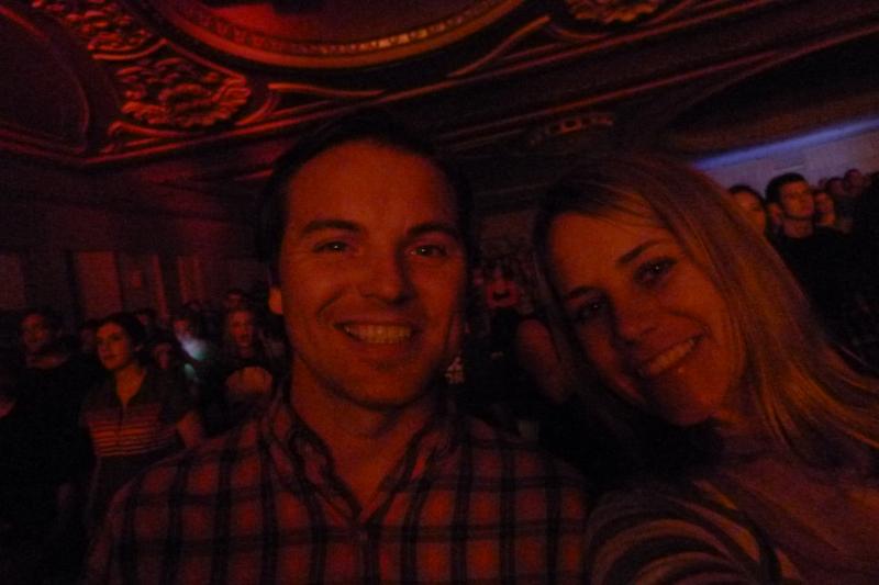 We love concerts!