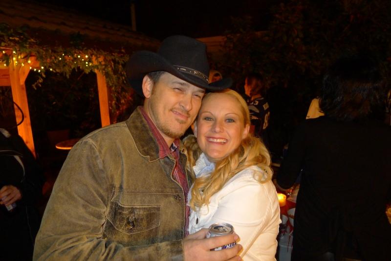 Cowboys Scott and Jennie