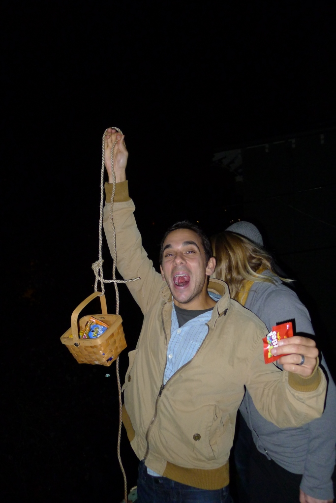 Daniel the candyman