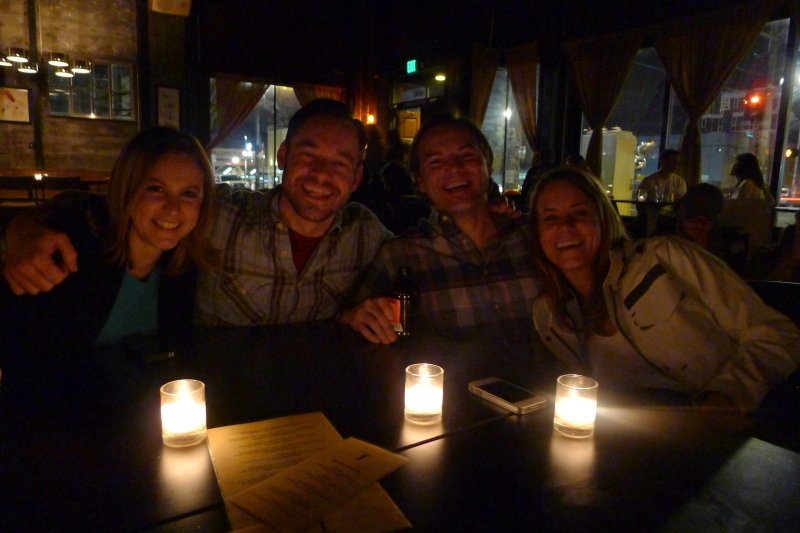Candlelight photo at Rontoms