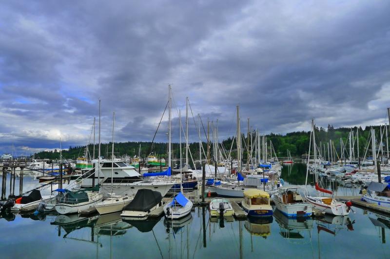 Marina at Bainbridge Island