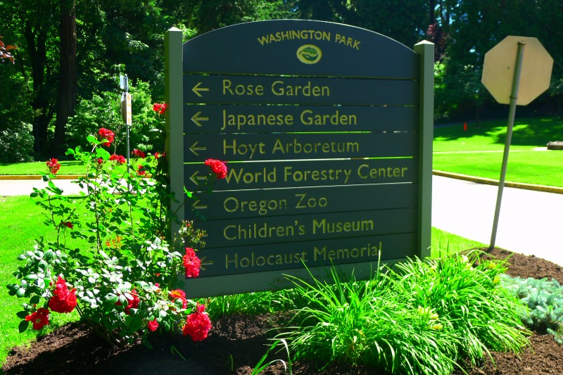 Washington Park's multitude of attractions
