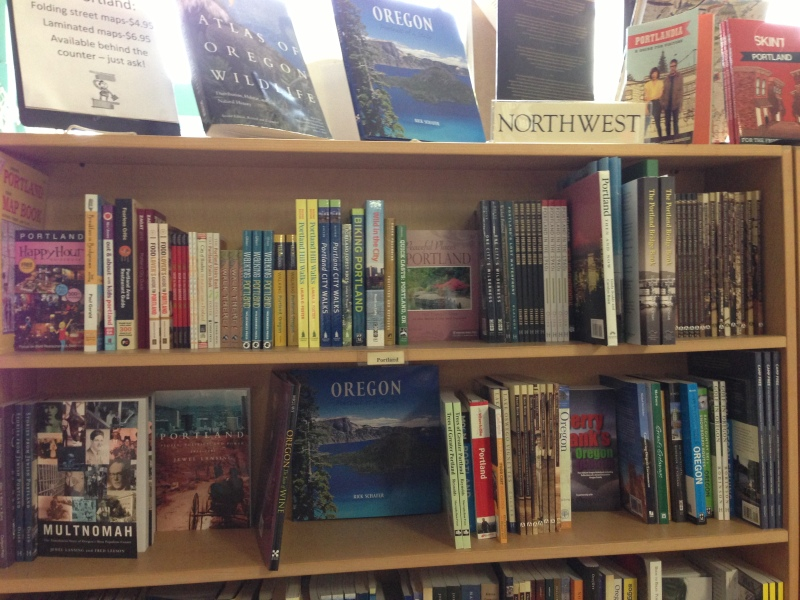 The tempting Northwest book section