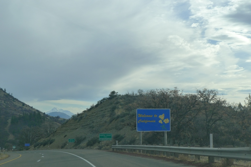 Hello, California!