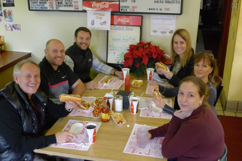 A trip to Brighton isn't complete without a Coney Joe's visit