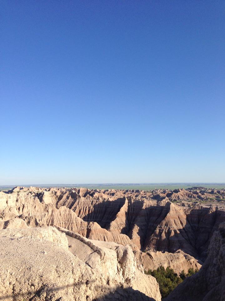 ...and more Badlands...