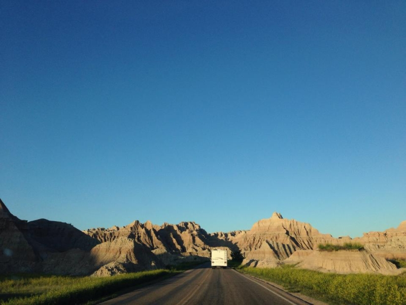 More Badlands